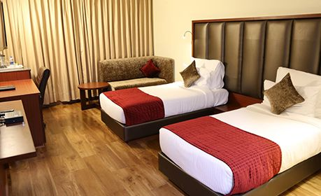 Best Hotel Rooms in Mohali in Chandigarh, Near Industrial Area and PCA Stadium.